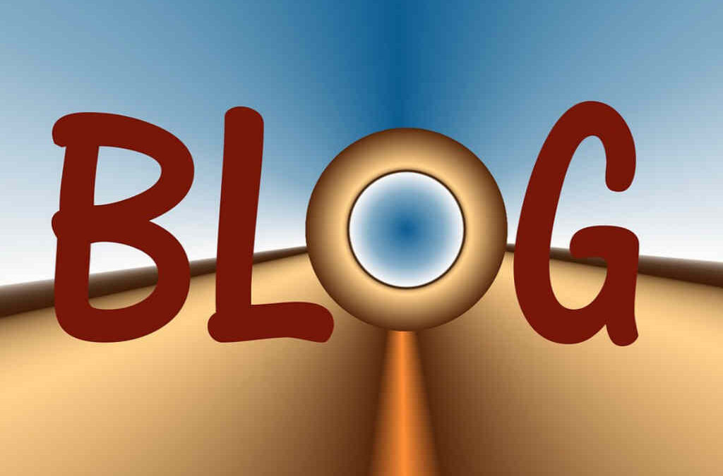 nødvendige sider til en blog du skal lave først