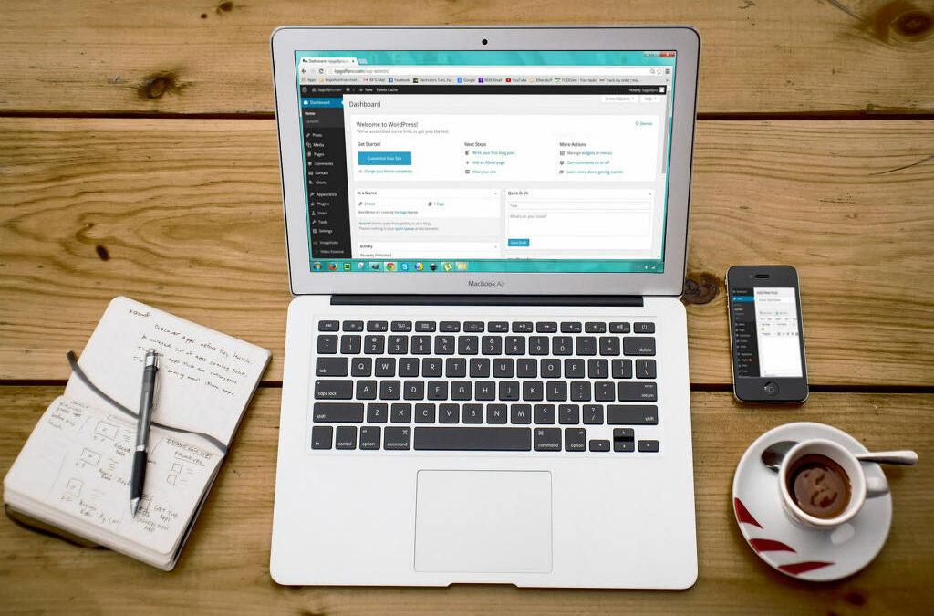 Hvordan du starter en hjemmeside op?